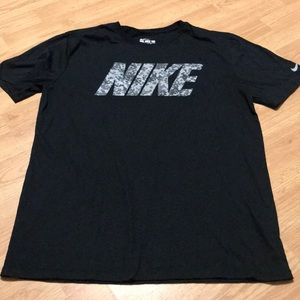 Nike Men's Dri-fit Tee Shirt Size Large